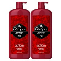 Old Spice Mens 2 in 1 Shampoo and Conditioner, Swagger
