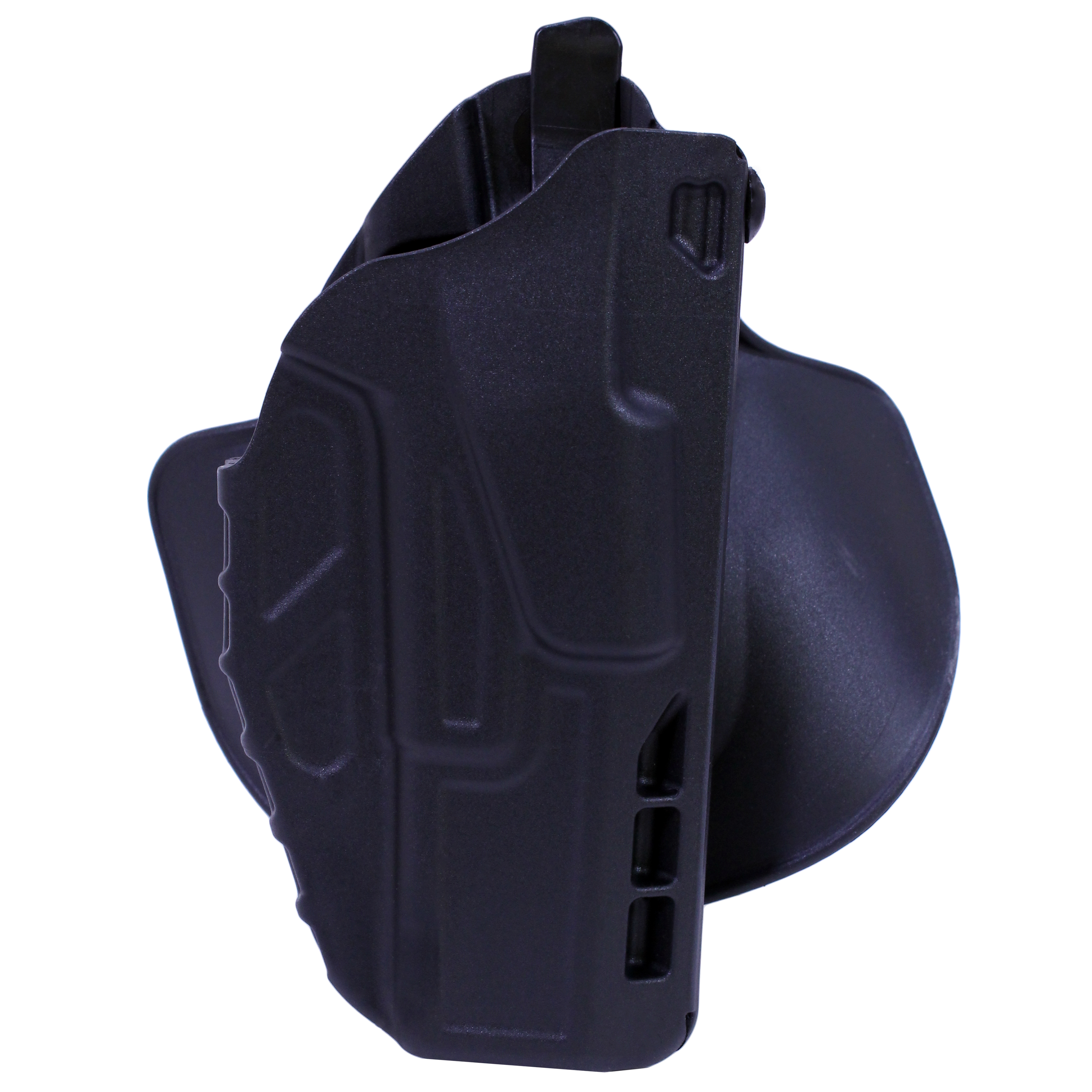 Safariland 7TS ALS Open Top Concealment Paddle Holster Glock 17 22, Plain Black, Right Hand by SAFARILAND