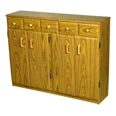 venture horizon multimedia cabinet with drawers. Black Bedroom Furniture Sets. Home Design Ideas