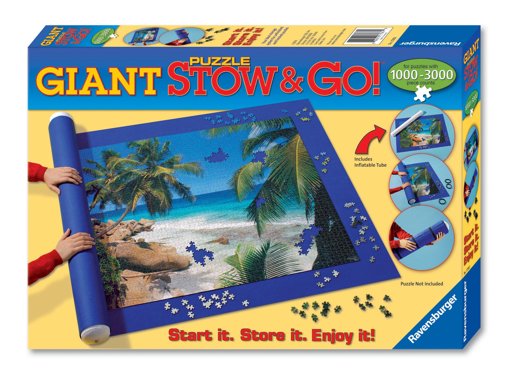 Click here to buy Puzzle Giant Stow & Go! (Other) by Generic.