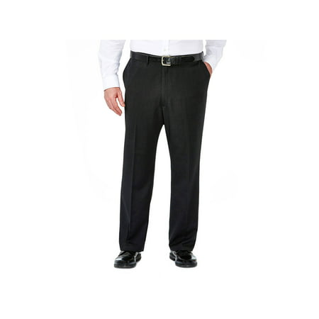 Haggar Big & Tall Travel Performance Suit Separate Pant Classic Fit HY90266