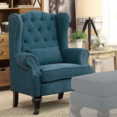 Darby Home Co Enyeart Traditional Wingback Chair Walmart Com