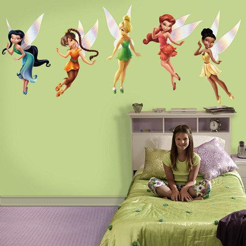 Fathead Disney Fairies Wall Decal