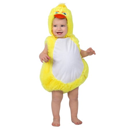 Duck Hunter Costume Halloween (Toddler Plucky Duck Suit Halloween)