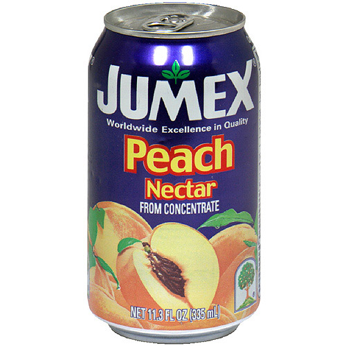 Jumex Peach Nectar, 11.3 oz (Pack of 24)