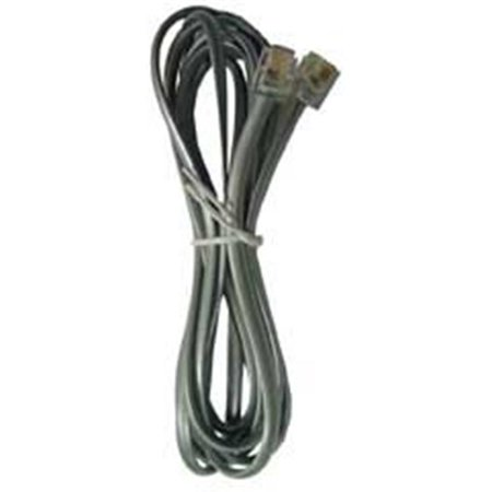 Provisions 169-S7 7 ft. 4 Conductor Modular Line Cord
