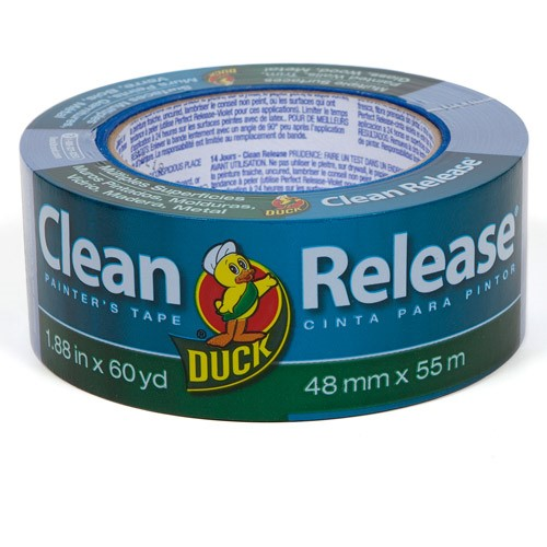 "Duck Brand 2"" Clean Release Painter's Tape, 60 yds"