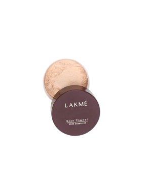 Lakme Rose Face Powder, Soft Pink, 40g