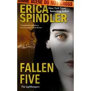 Fallen Five (The Lightkeepers #3) - eBook