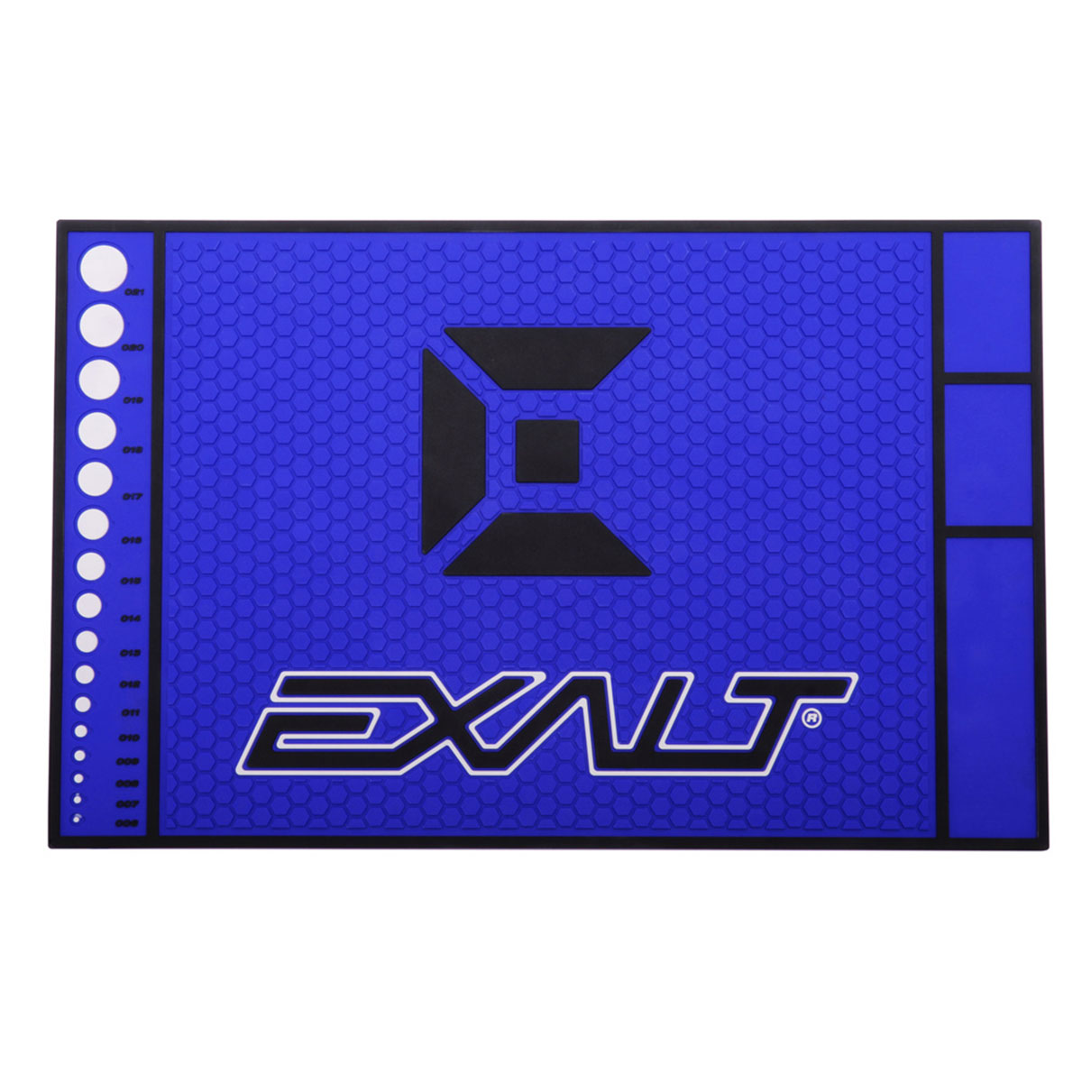 Exalt Paintball HD Rubber Tech Mat - Arctic Blue