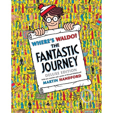 Where's Waldo? The Fantastic Journey : Deluxe Edition - Wario Girl