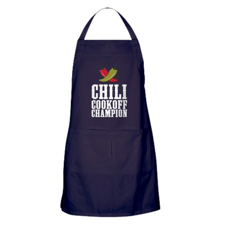 CafePress - Chili Cookoff Champion - Kitchen Apron with Pockets, Grilling Apron, Baking (Champion Apron)