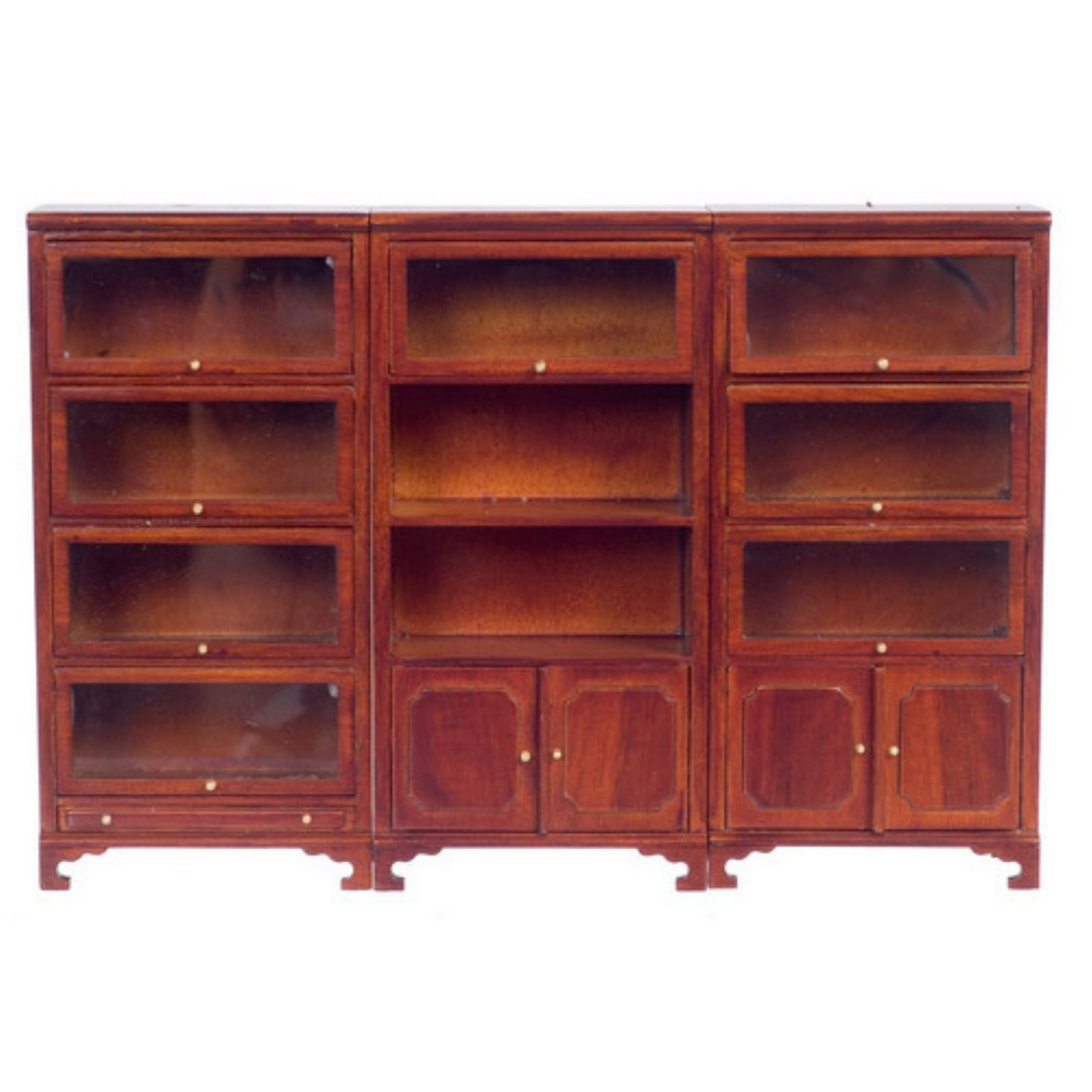 Town Square Miniatures Lawyers Bookcase