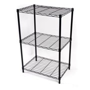 Gold Sparrow 3 Tier Wire Shelving