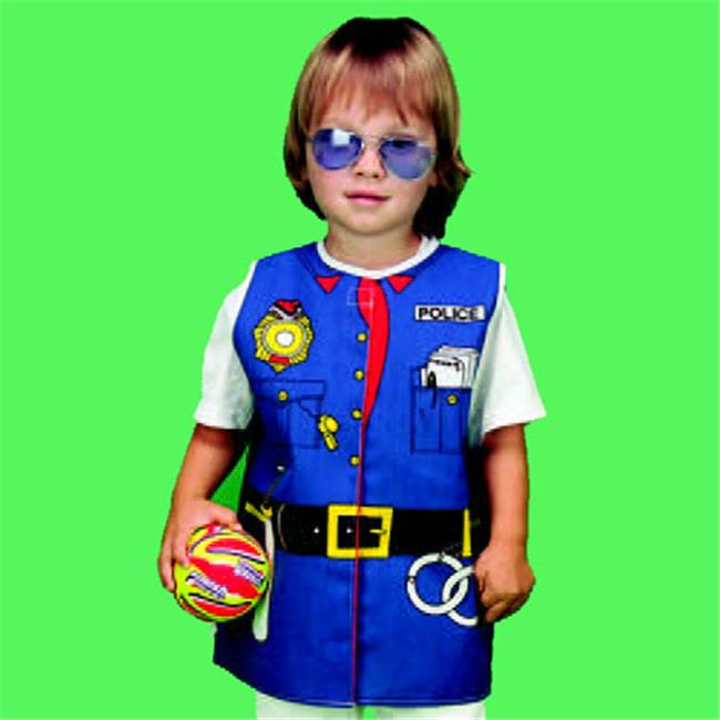Dexter DEX 309 - Toddler Police Costume