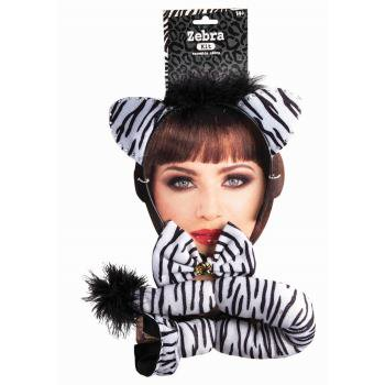 ZEBRA KIT](Tween Zebra Costume)