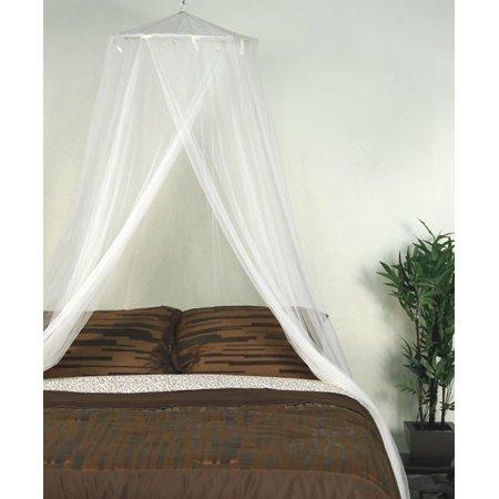 Mombasa Ivory Cream Mosquito Net Canopy