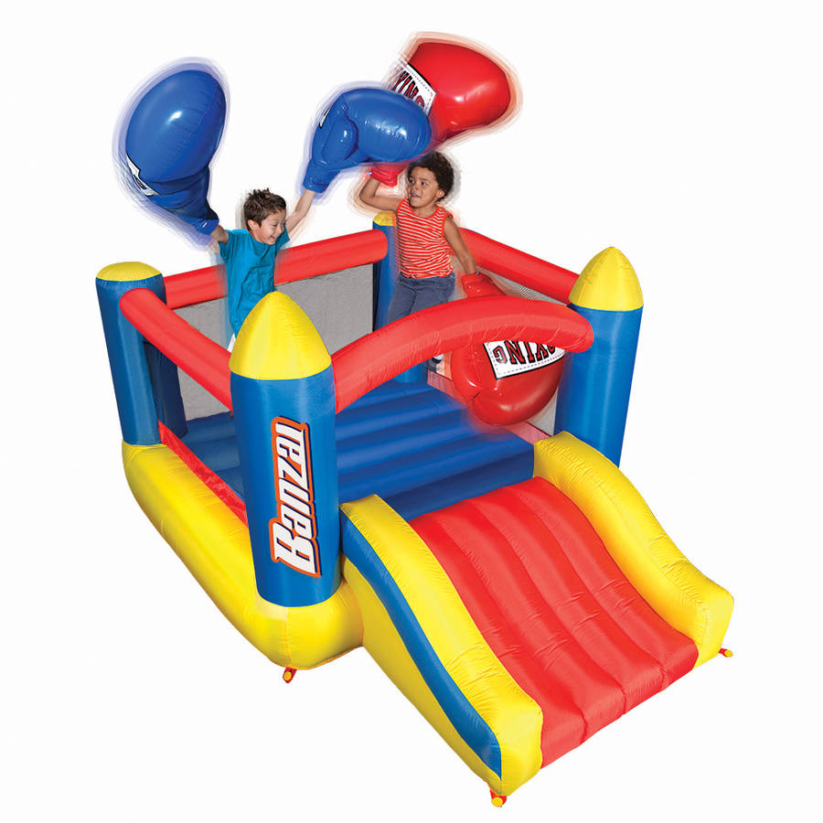 Banzai Bop 'N Slide Bounce with 2 Sets of Gloves