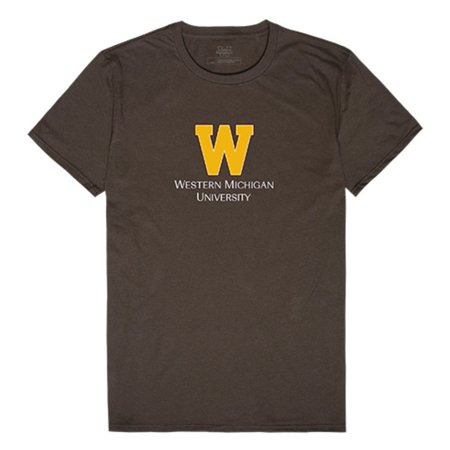 WMU Western Michigan University Broncos Institutional Tee T-Shirt](Western Michigan University Halloween)