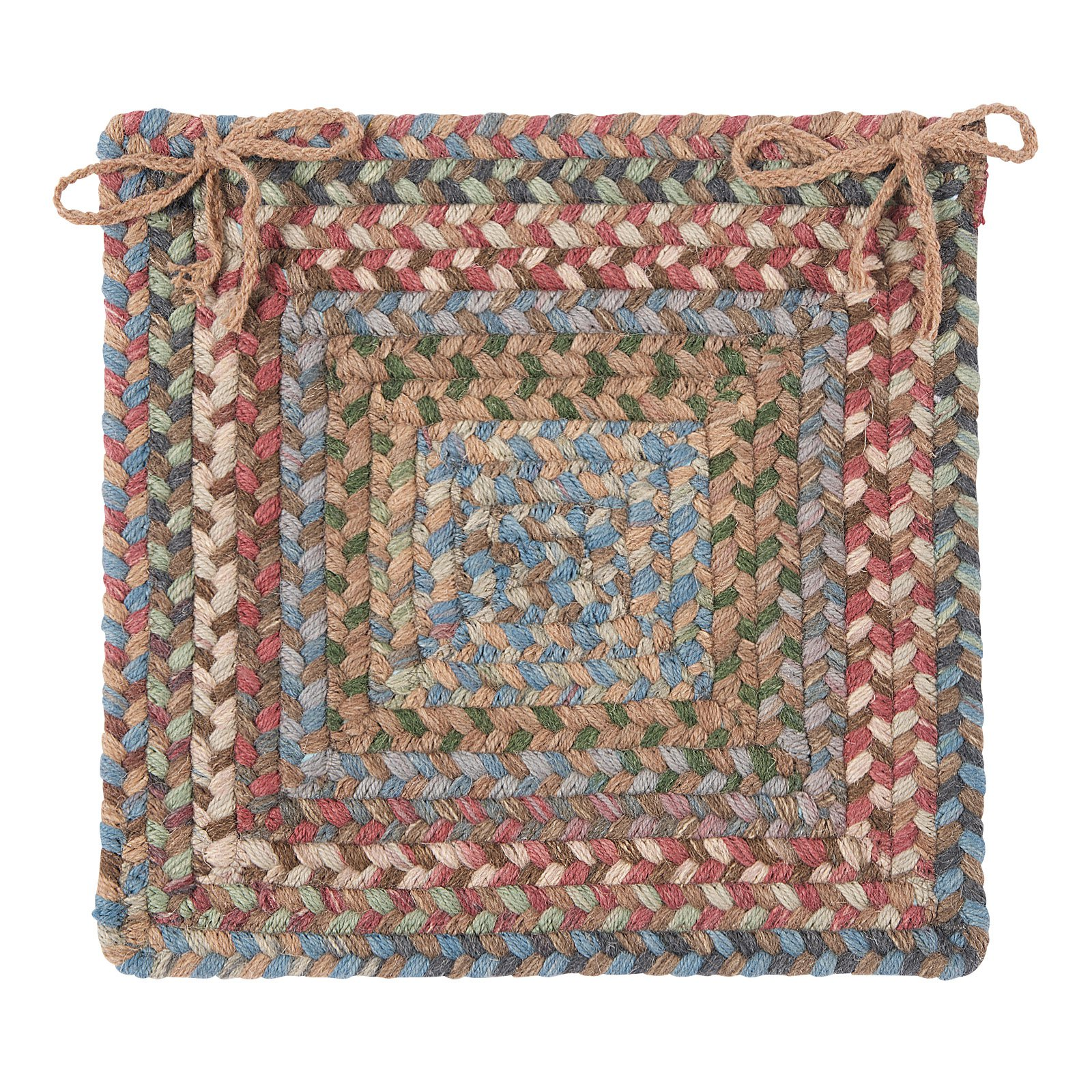 Colonial Mills Gloucester Chair Pad - 15 x 15 in.