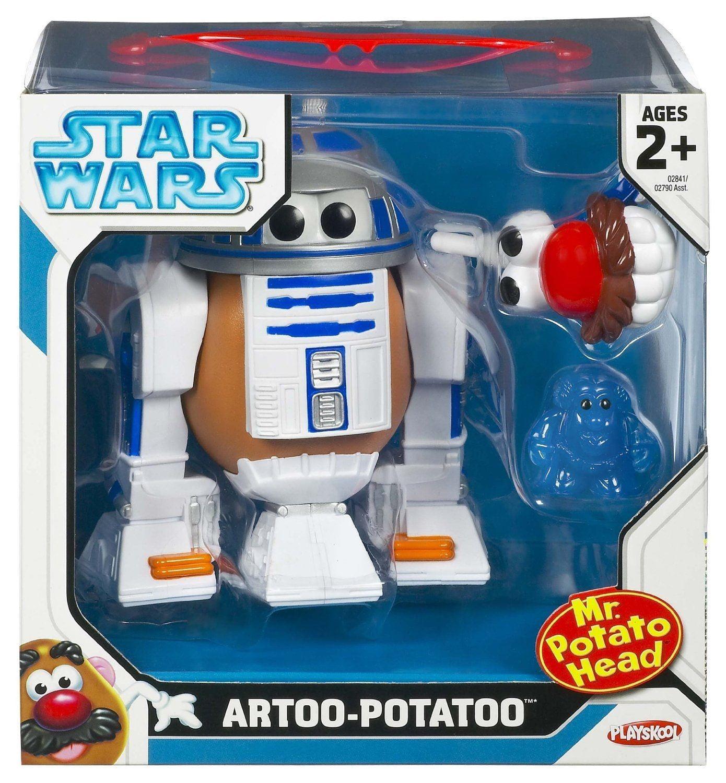 PLAYSKOOL Star Wars Mr. Potato Head ARTOO-POTATOO R2-D2 Playset by