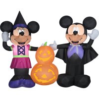 Airblown Inflatables Mickey And Minnie