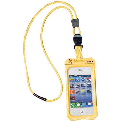 Dri Cat iPhone 4/4S Neck It Waterproof Case with Lanyard