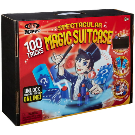 Ideal Magic Spectacular Magic Suitcase - Magic Kit