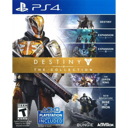 Destiny The Collection   Playstation 4