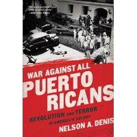 War Against All Puerto Ricans - eBook