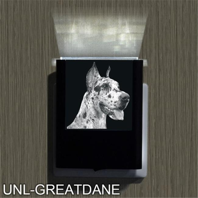 Uniqia UNLG0155 Night Light - Great Dane Laser