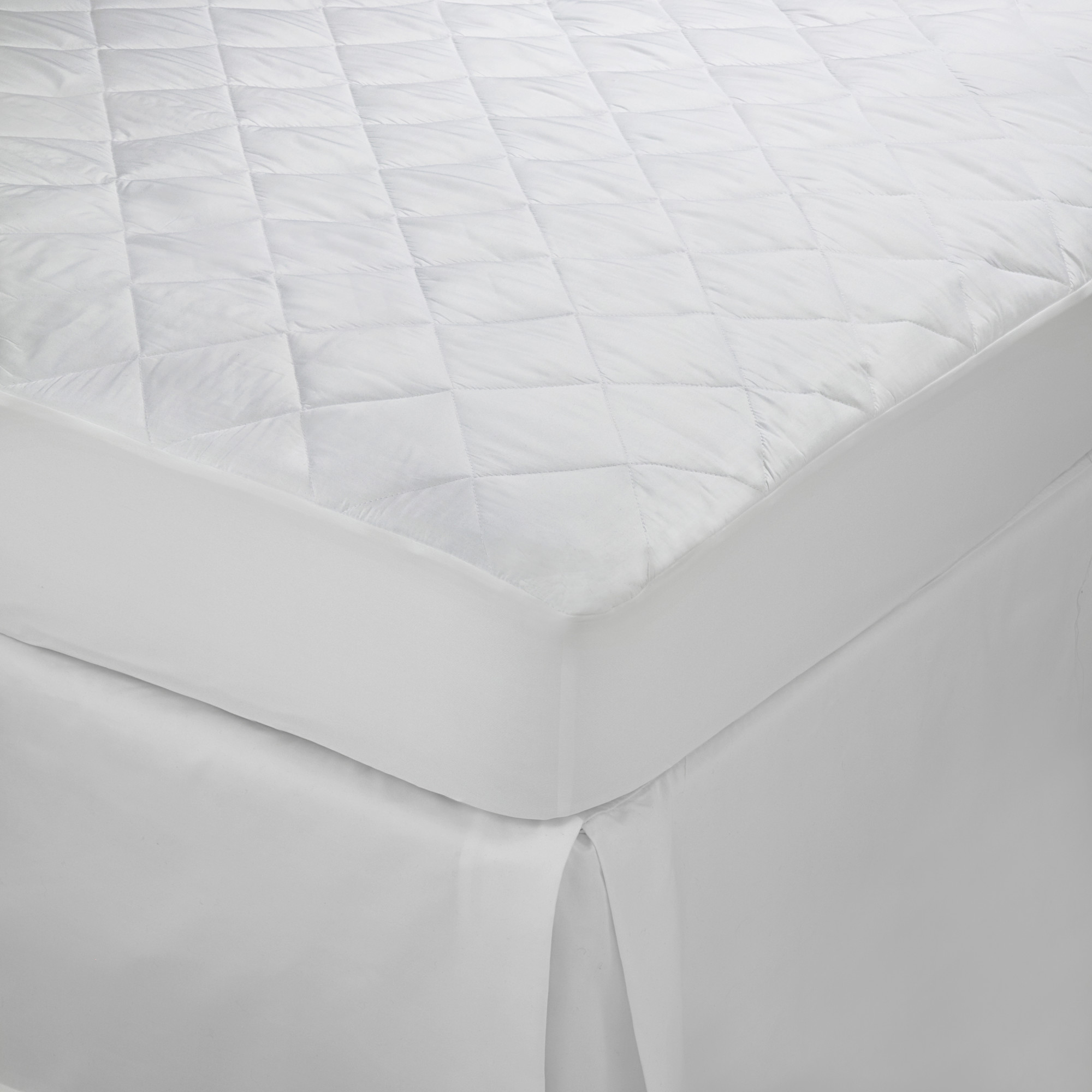 Essentials Queen Mattress Pad Topper by WestPoint Home