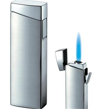 Visol VLR300602 Camino Satin Chrome Torch Flame Wind-resistant
