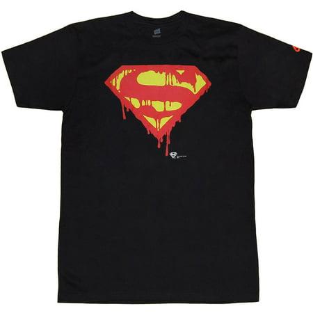 Death Of Superman Symbol - Super Man Symbol