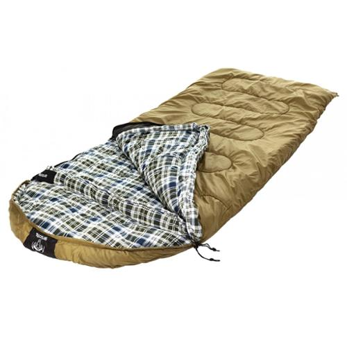 Black Pine Sports Grizzly Rip-stop +25-degree Sleeping Bag
