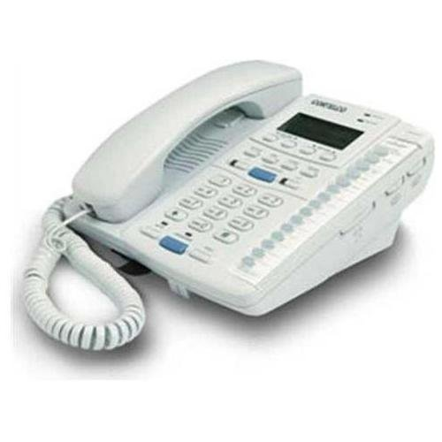 Cortelco 2210frost Colleague Single Line Corded Phone (2210-frost)