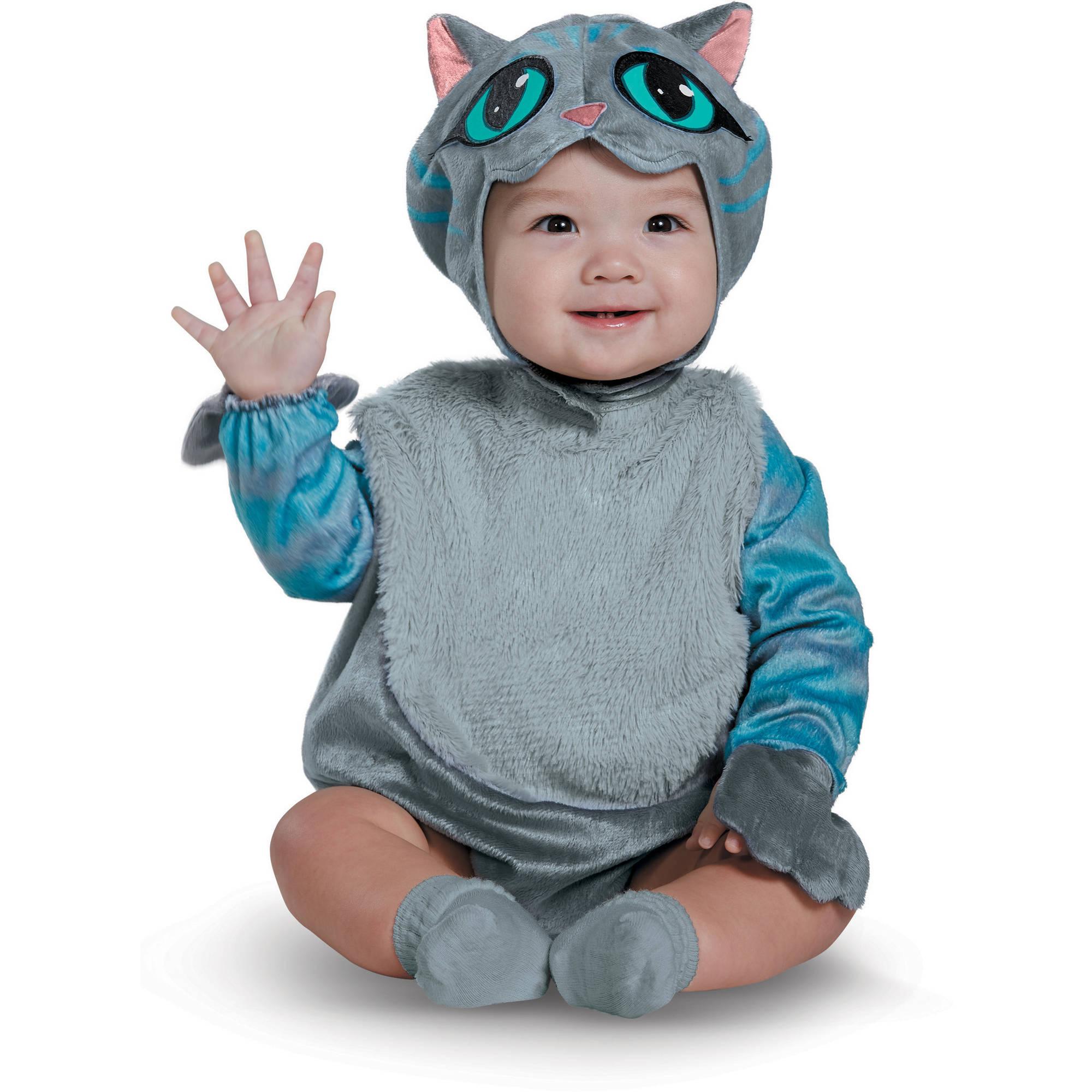 Disney Alice Through the Looking Glass Cheshire Cat Classic Child Halloween Costume