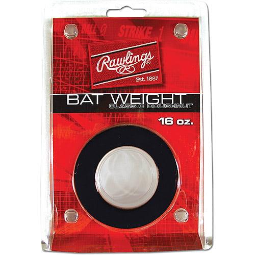 Rawlings Donut-Shaped Bat Weight, 16 oz