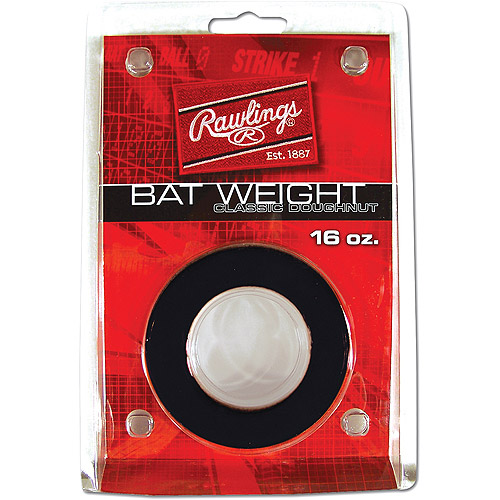 Rawlings Donut-Shaped Bat Weight, 16 oz
