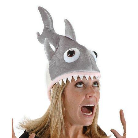 Piranha Boy Adult Foam Costume Hat - One Size](Qc's 2020 Halloween)
