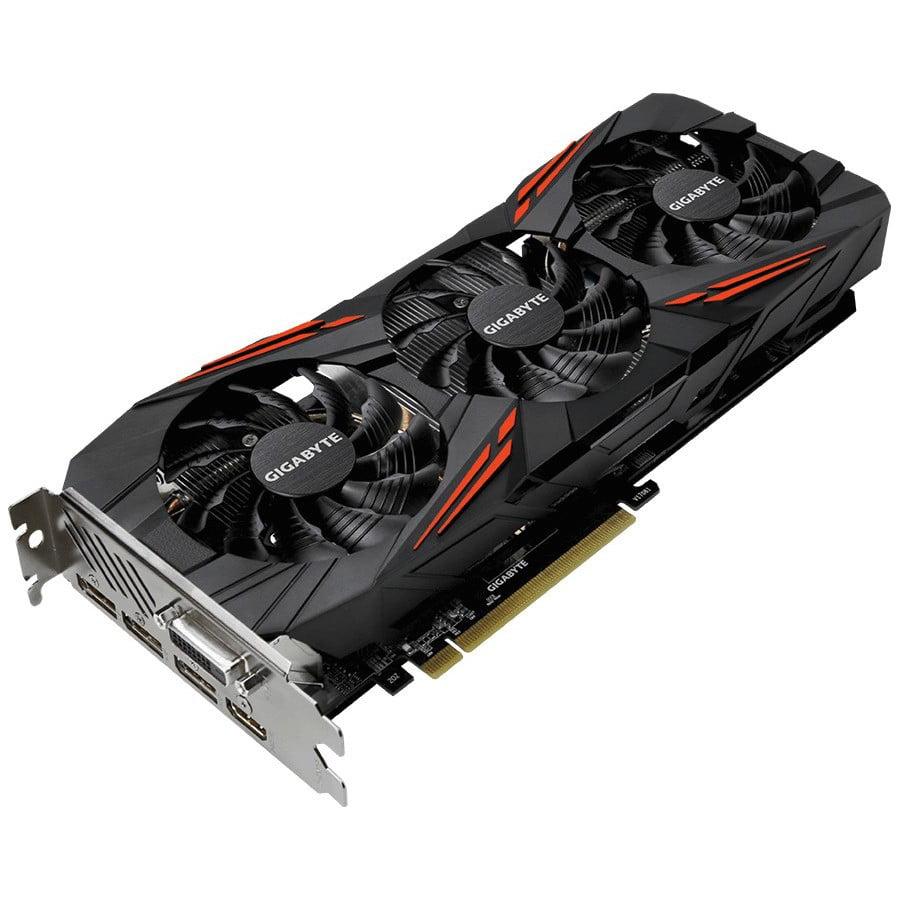 """Gigabyte GeForce GTX 1070 Ti Gaming 8G (GV-N107TGAMING-8GD) - """"Monster Hunter: World"""" Free Game Bundle"""
