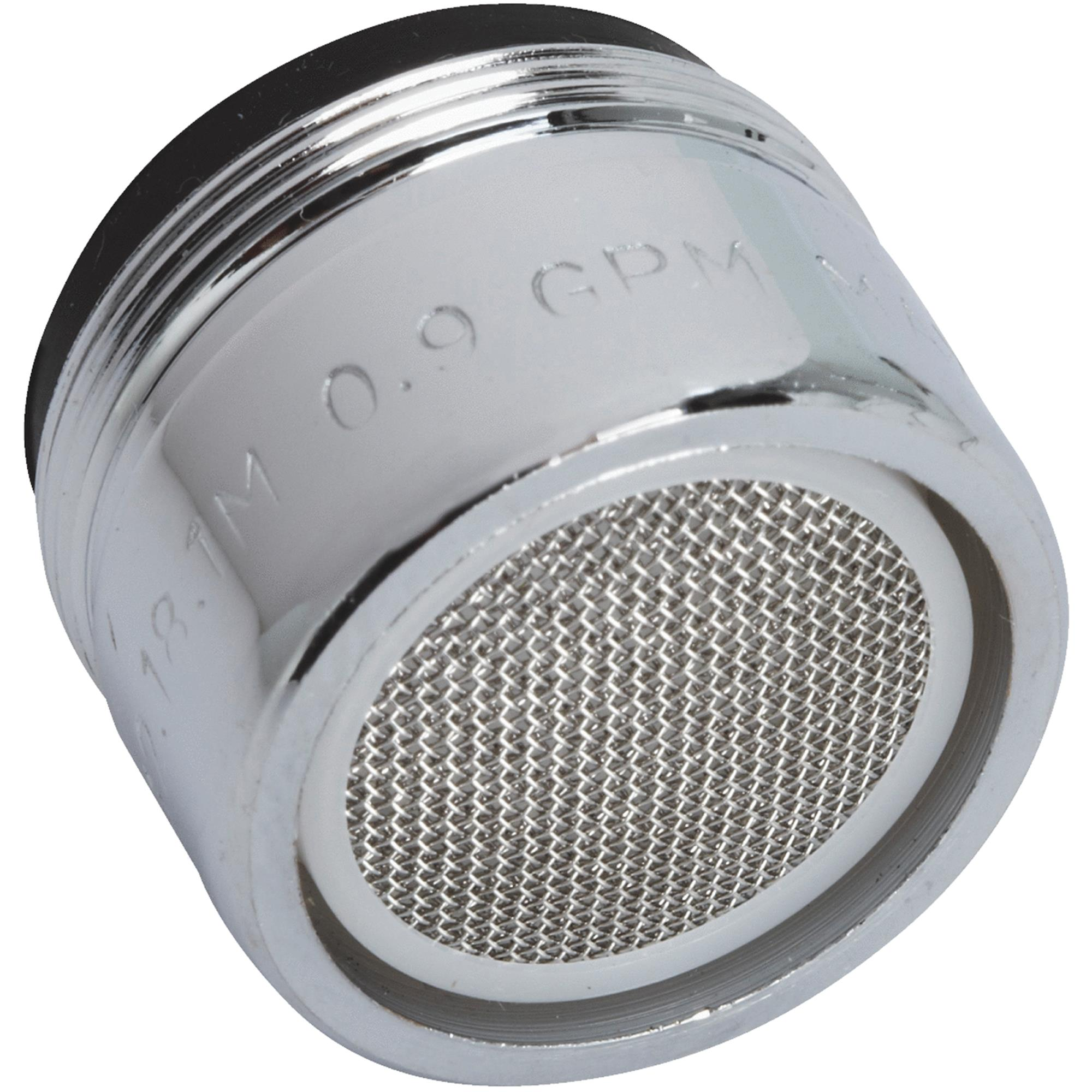 Universal 0.9 GPM Water Saver Faucet Aerator