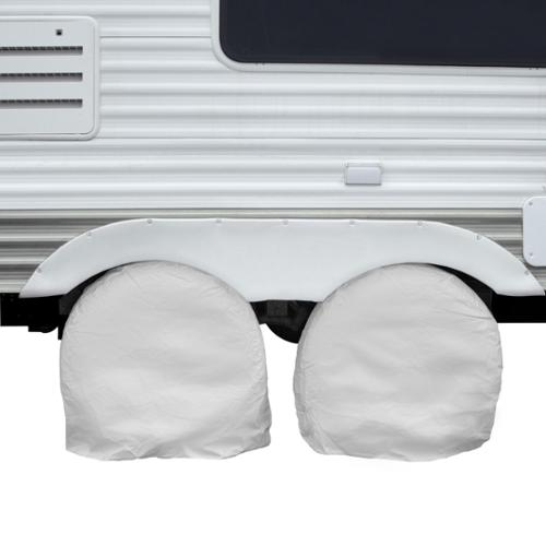 "24"" - 26.5"" RV & Camper Wheel Cover"