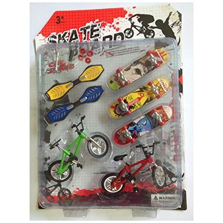 Mini Finger Sports Skateboards with Endoluminal Metallic Stents/educational Finger Toy by LF STAR for $<!---->