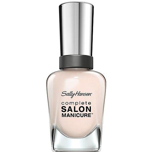 Sally Hansen Complete Salon Manicure Nail Color, Sheer Ecstasy