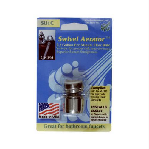 WHEDON PRODUCTS 2.2-GPM Lead Free Swivel Saver Aerator