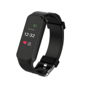 Best Activity Trackers - 3Plus HR, Fitness Tracker with Heart Rate Review