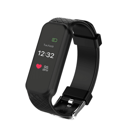 3Plus HR Black (Best Rated Fitness Tracker)