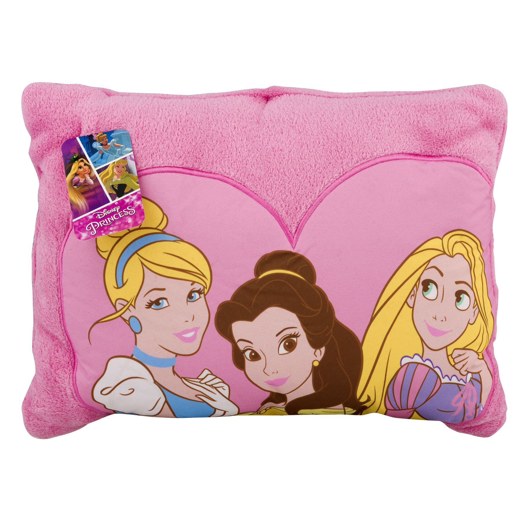 Disney Princess Toddler Pillow, 1.0 CT