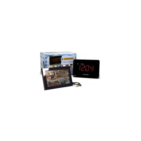 DIGI LCD WIRELESS IR ALARM CLOCK